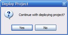 Confirm Deployment